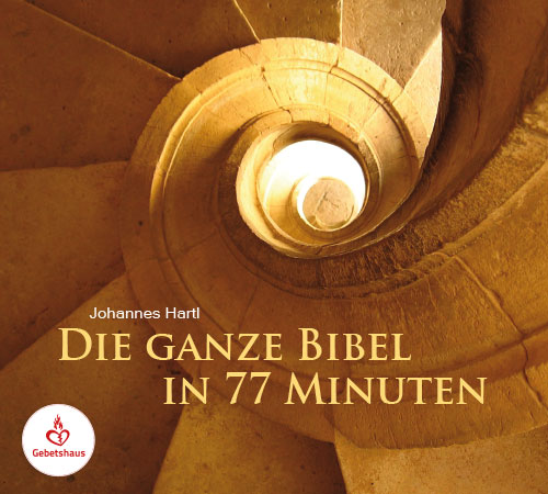 Die ganze Bibel in 77 Minuten (Audio-Download)